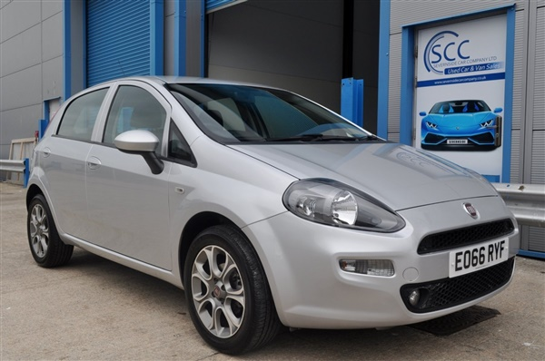 Large image for the Fiat Punto