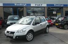 Used Fiat Sedici