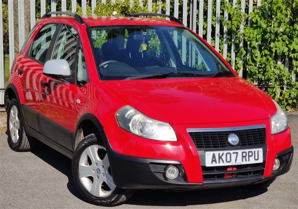 Large image for the Used Fiat Sedici