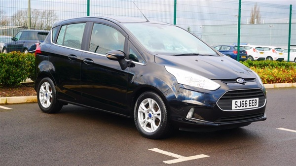 Large image for the Ford B-MAX