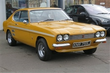 Used Ford Capri