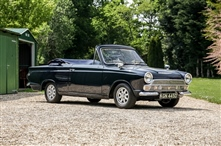 Used Ford Cortina