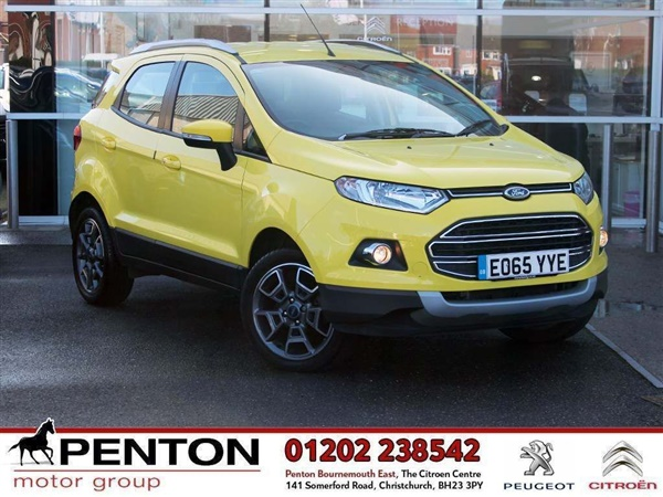 Large image for the Ford Ecosport
