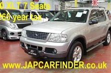 Used Ford Explorer