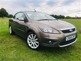 Used Ford Focus Cc