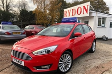 Used Ford Focus
