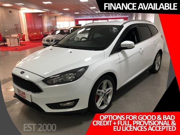 Ford Focus £53,491 - £79,990