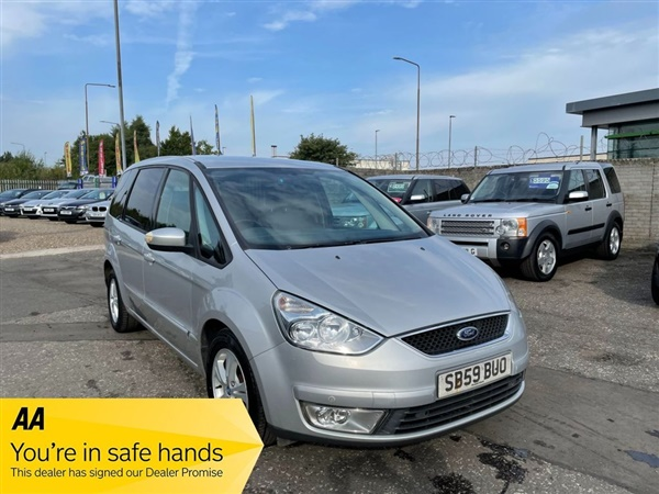 Ford Galaxy 2009 Review