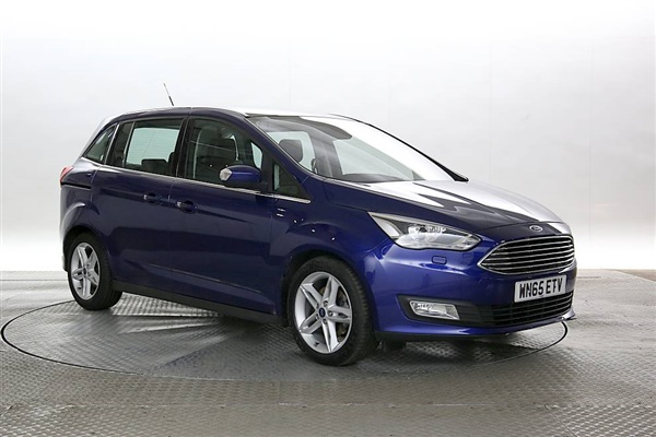 Large image for the Ford Grand C-Max