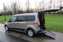 Used Ford Grand Tourneo Connect