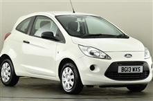 Used Ford KA