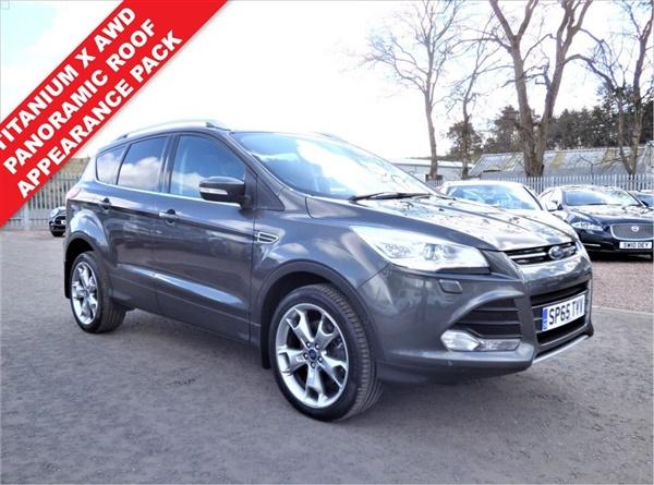 Ford Kuga £24,327 - £34,995