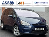 Used Ford S-Max