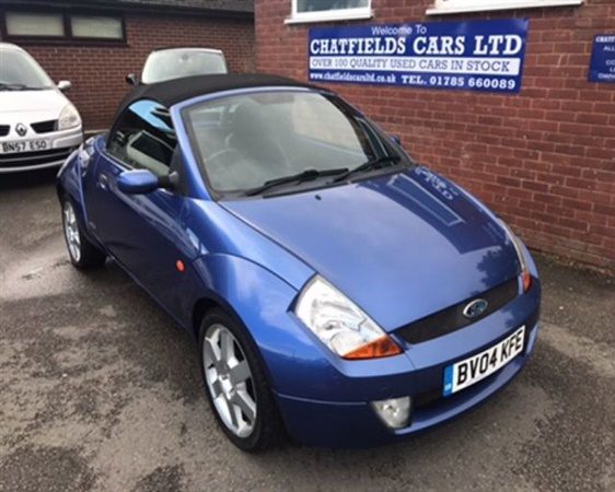 Large image for the Used Ford Streetka