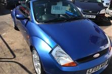 Used Ford Streetka