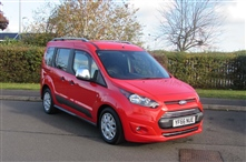 Used Ford Tourneo Connect