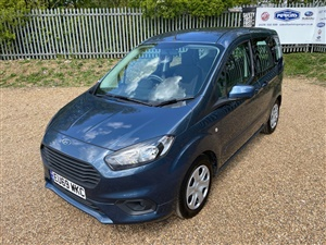 Large image for the Used Ford Tourneo-courier