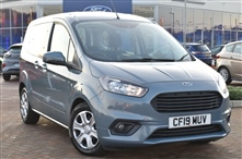Used Ford Tourneo Courier