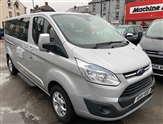 Used Ford Tourneo Custom
