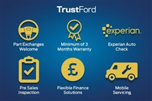 Used Ford Transit Courier