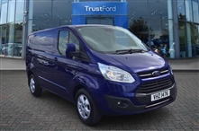 Used Ford Transit Custom