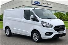 Used Ford Transit Custom