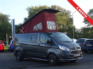 Large image for the Used Ford TRANSIT CAMPERVAN CONVERSION