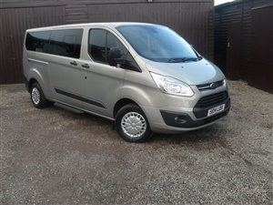 Large image for the Used Ford TRANSIT TOURNEO