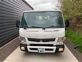 Used Fuso Canter