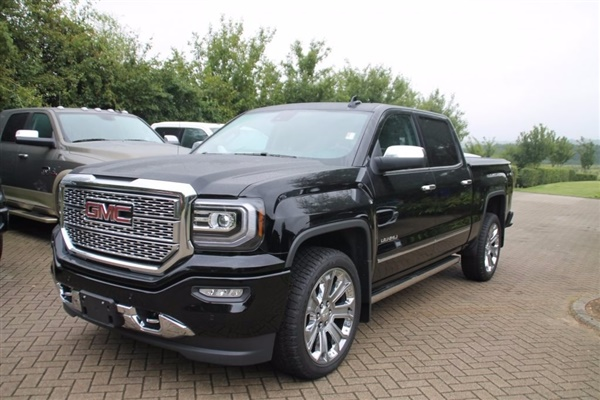 Large image for the GMC Sierra