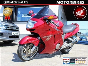 Large image for the Used Honda CBR1100XX