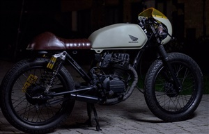 Large image for the Used Honda CG125