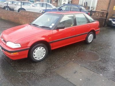Large image for the Used Honda Concerto