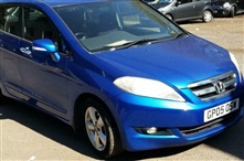 Used Honda Fr-V