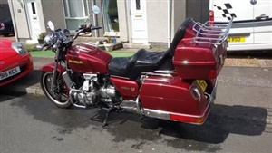 Large image for the Used Honda Goldwing