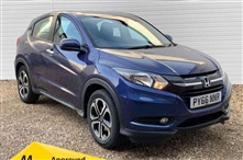 Used Honda HR-V