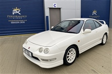 Used Honda Integra