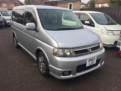 Large image for the Used Honda Stepwagon