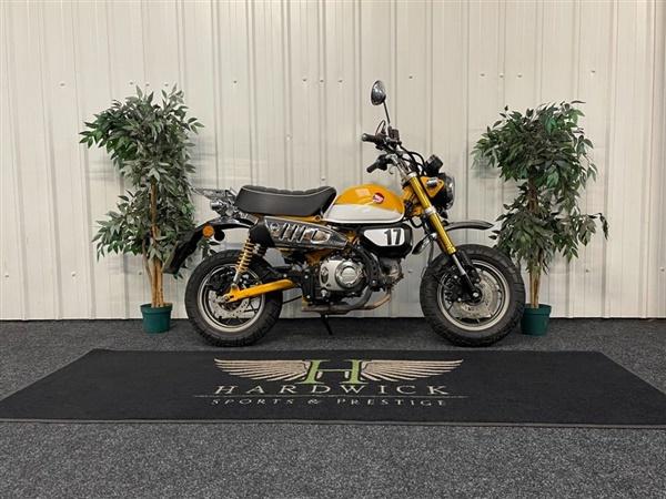 Honda Z £3,527 - £3,795