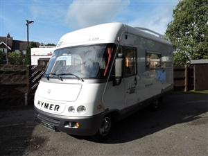 Large image for the Used Hymer Sprinter