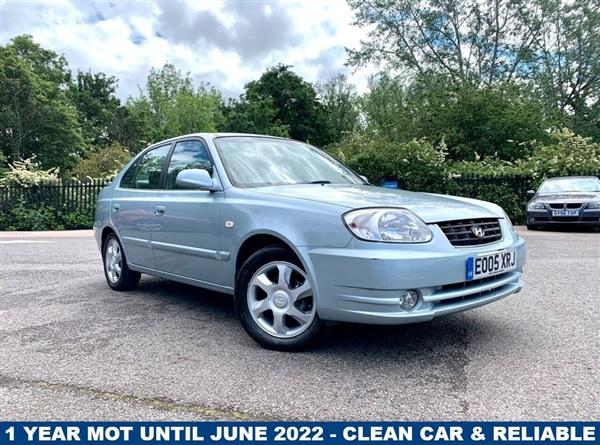 Hyundai Accent £1,231 - £1,500