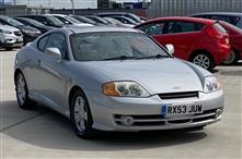 Used Hyundai Coupe