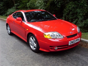 Large image for the Used Hyundai Coupe