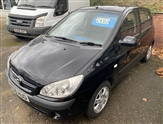 Used Hyundai Getz