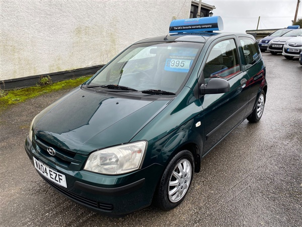 Large image for the Hyundai Getz