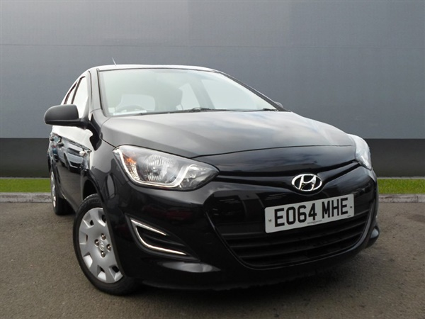 Large image for the Hyundai i20