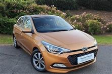 Used Hyundai I20