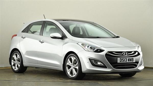 Large image for the Hyundai i30