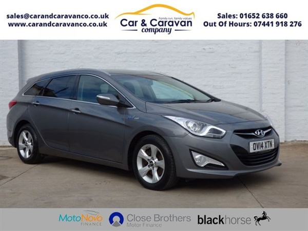 Large image for the Hyundai i40