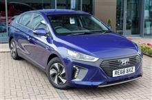 Used Hyundai Ioniq